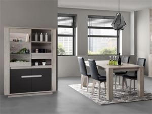 Meuble salle à manger en bois