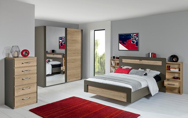 Chambre à Coucher Design et Contemporaines   Meubles Minet