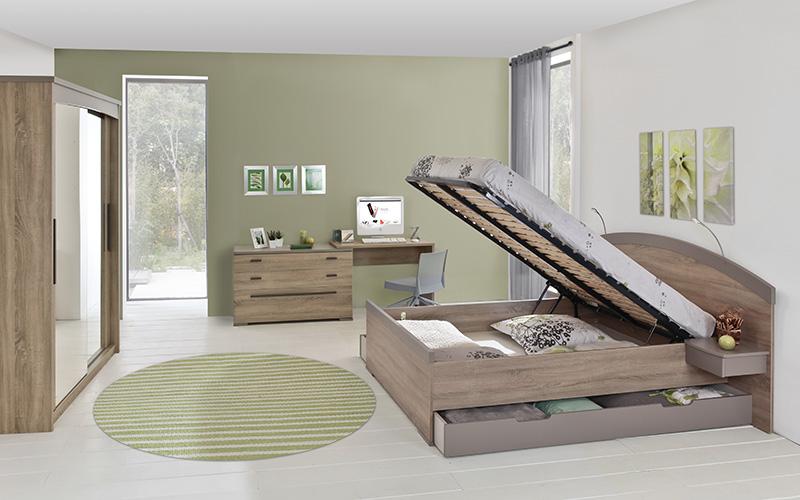 Chambre à Coucher Design et Contemporaines | Meubles Minet