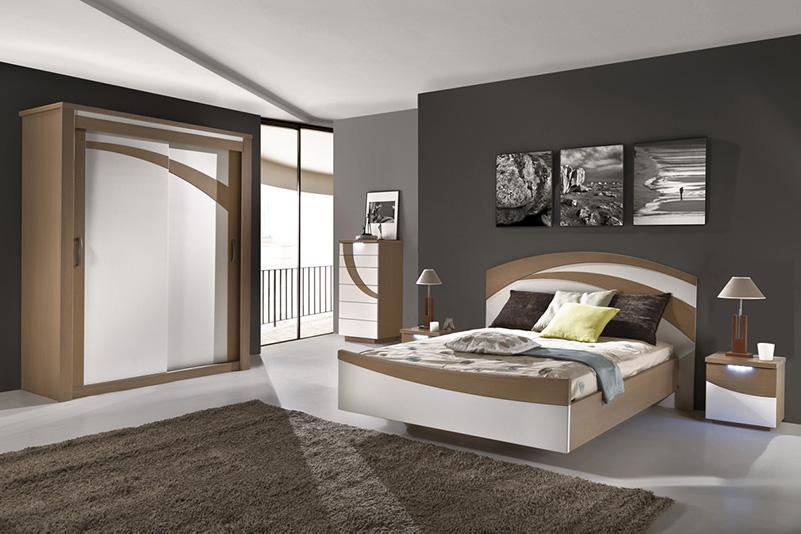 Aménagement de chambre à coucher - Meubles Minet
