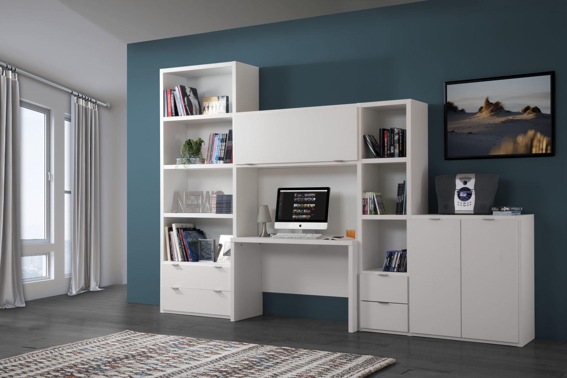 Meuble bureau collection manhattan meubles minet