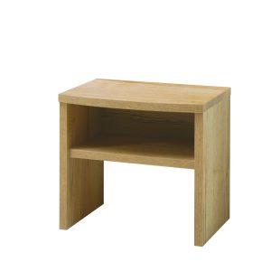 Table De Chevet En Bois Meubles Minet
