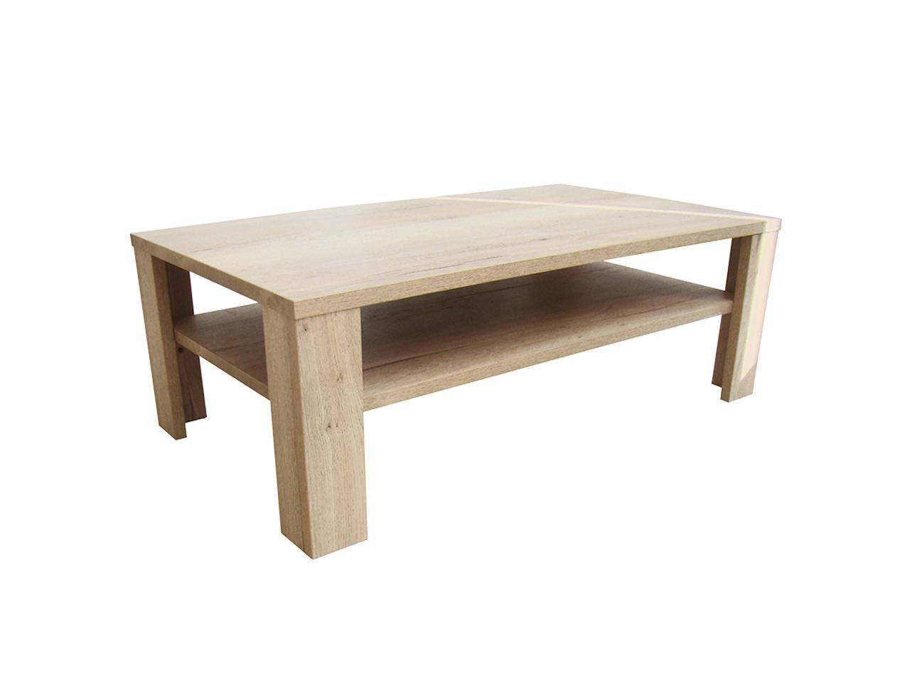 table basse himalaya pieds bois ch ne blanc meubles minet. Black Bedroom Furniture Sets. Home Design Ideas